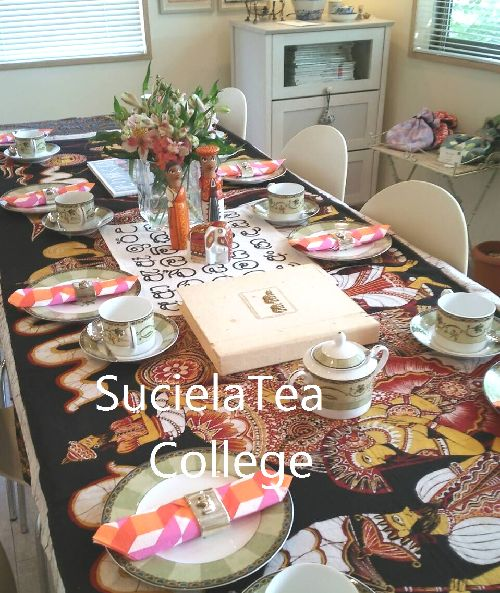 3月Tea Life Lesson報告「行った気になる魅惑のスリランカ紅茶ツアー」