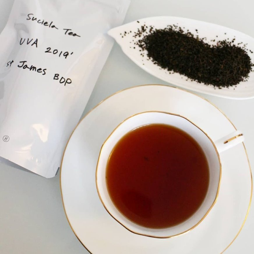 Web Shop便り☆Tea of the Month10月