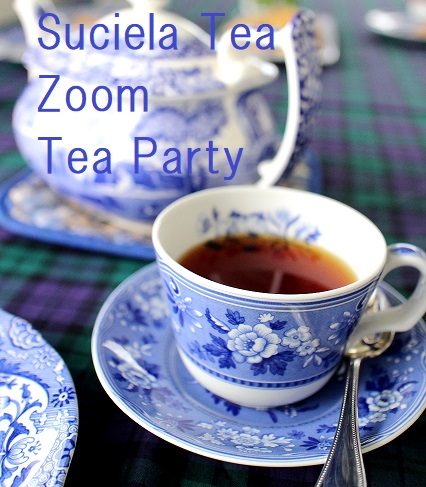 Suciela Teaオンラインお茶会開催します♪