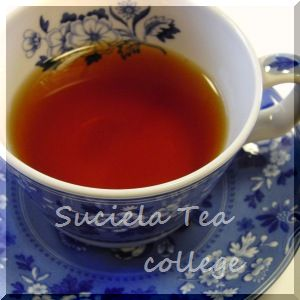 Web Shop便り☆Tea of the Month 11月